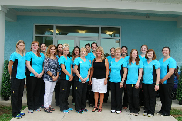 Chamber After Hours at Magnolia By The Beach Animal Clinic