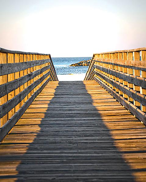 A Perdido Beach Morning